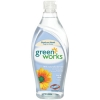 CLOROX Green Works® Natural Dishwashing Liquid Free&Clear - 22 OZ. Bottel