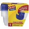 CLOROX GladWare® Entree Containers  - Soup & Salad