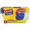 CLOROX GladWare® Entree Containers  - Mini-Round 8