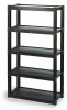 Continental Structo Super Tuff™ Shelf - Charcoal Gray