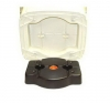 Continental Black Weighted Base - For 45-Gal Colossus Receptacles