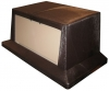 Continental Wall Hugger™ Lids - Brown/Beige