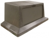 Continental Wall Hugger™ Lids - Grey/Grey