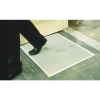 "Crown Walk-N-Clean™ Indoor Adhesive Mat - 31.5"" x 25.5"", Gray Sheets"