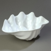 Carlisle White Large Shell - 5 QT