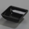 Carlisle Single Square Ramekin Dish - Black
