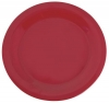 "Carlisle 10-1/2"" Sierrus™ Narrow Rim Dinner Plate - Red"