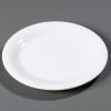 "Carlisle 12"" Sierrus™ Wide Rim Dinner Plate - White"