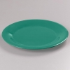"Carlisle 12"" Sierrus™ Wide Rim Dinner Plate - Meadow Green"