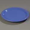 "Carlisle 9"" Sierrus™ Narrow Rim Dinner Plate - Ocean Blue"
