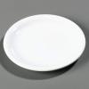 "Carlisle 7-1/4""  Sierrus™ Narrow Rim Salad Plate  - White"