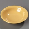 "Carlisle 6"" Sierrus™ Rimmed Bowl - Honey Yellow"