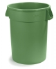 Carlisle Bronco™ Waste Containers  - Green, 32 Gal.