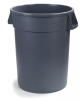 Carlisle Bronco™ Waste Containers  - Gray, 32 Gal.