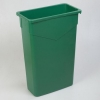 Carlisle TrimLine™ Green Container - 23 Gal.