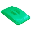 Carlisle TrimLine™ Handled Lid - Green