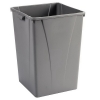 Carlisle Centurian™ Gray Waste Container - 35 Gallon
