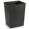 Carlisle Black Rigid 42 Gal. Liner - for 344056 Waste Containers