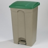 Carlisle Green Step-On Container - 18 Gal