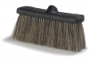 Carlisle Flow-Through Brush With Super Soft, Long, Fine Boar Bristles - 10""