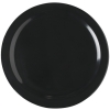 Carlisle Dallas Ware® Black Dinner Plate - 10-1/4""