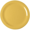 Carlisle Dallas Ware® Honey Yellow Dinner Plate - 10-1/4""