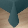 "Carlisle Hunter Green Table Cloth - 54""X 114"""