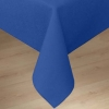 Carlisle Cadet Blue Softweave Plain Tablecloth - 90""