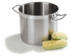 Carlisle Stainless Steel Versata Select™ Stock Pot - 16 QT