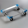 "Carlisle Aluminum Cateraide™ Dolly - 23-1/4"" X 16-7/8"""