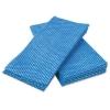PRO Tuff-Job™ Durable Foodservice Towels - Blue/White, 12 X 24, 200/Carton