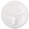 DART Quiet Classic® Laminated Foam Dinnerware - 125/PK, 4 Pks/Ctn
