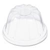DART Dome-Top Sundae/Cold Cup Lids - Fits Foam Cups, 1,000 Lids/Ctn, 50/PK, 20pk/Ctn