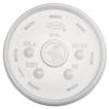 DART Plastic Cold Cup Lids - 32 oz, Translucent, 100/Sleeve, 10 Sleeves/Ctn