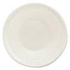 DART Quiet Classic® Honey® Laminated Foam Dinnerware - Bowls, 3.5-4 Oz, White, 125/PK, 8pk/Ctn
