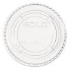 DART Conex® Complements Portion/Medicine Cup Lids - Plastic, Clear, 2500/Ctn