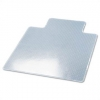 Deflecto DuraMat® Chair Mat for Low Pile Carpeting - 45W X 53L, Clear