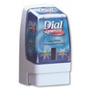 DIAL Complete® Foaming Soap Dispenser with Placard - White