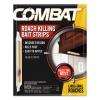 DIAL Combat® Roach Bait Insecticide Strips - 0.68 Oz, 10/PK, 12 Pack/Ctn