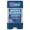 DIAL Right Guard® Sport Gel Deodorant - Active Scent, 3 Oz, 12/Carton