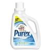 DIAL Free & Clear Liquid Laundry Detergent - Unscented, 75 oz Bottle, 6/Ctn