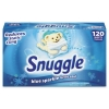 DIVERSEY Snuggle® Fabric Softener Sheets - Fresh Scent, 120 Sheets/BX