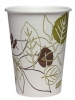 DIXIE 12 OZ. Pathways® Polycoated Paper Cold Cups -