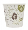 DIXIE 5 OZ. Pathways® Wax Treated Paper Cold Cups -