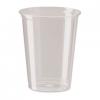 RUBBERMAID 10 OZ. Clear Plastic PETE Cups - 500/CS