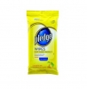 DIVERSEY Pledge® Wipes - Lemon