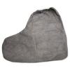 "DuPont Tyvek® FC Boot Cover - 16"", Gray, 100/Carton"