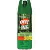 DIVERSEY OFF!® Deep Woods® Aerosol Insect Repellent - 6 Oz Aerosol