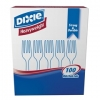 DIXIE Heavy Weight Polystyrene Fork -