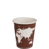ECO World Art Renewable Resource Compostable Hot Cups - 8-oz.